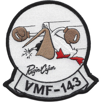 VMF-143 Marine Fighter Squadron Patch