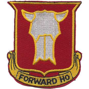 386th Field Artillery Battalion Patch