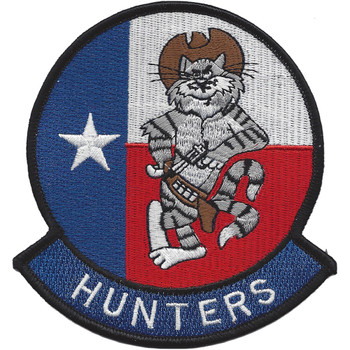VF-201 Hunters Patch