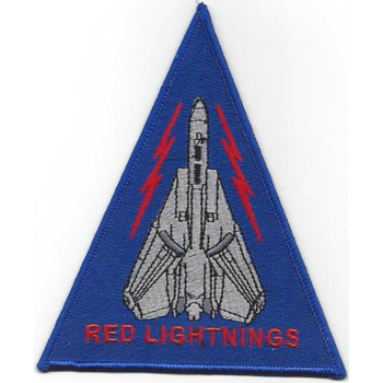 VF-194C Triangle Patch Red Lightings