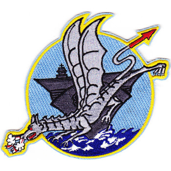 VF-192 Patch Golden Dragons