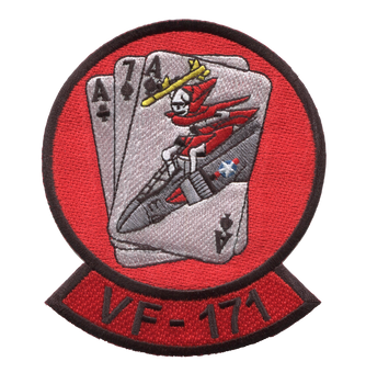VF-171 Fighter Squadron Patch