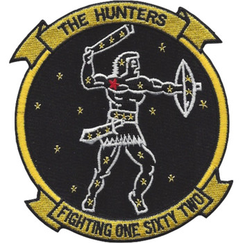 VF-162 Patch The Hunters