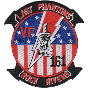 VF-161 Rock Rivers Patch