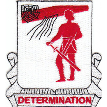 382nd Engineering Battalion Patch