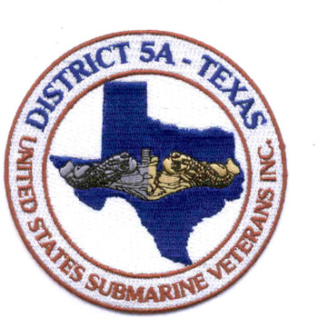 USSVI District 5A Texas  Patch