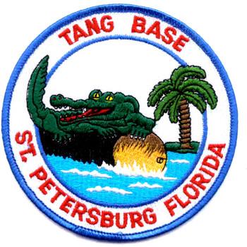 USS Tang Veterans Base St. Petersburg Florida Patch