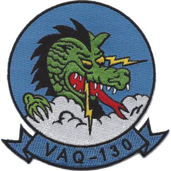 VAQ-130 Carrier Tactical Electronics Warfare Squadron Patch