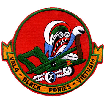 VAL-4 Attack Light Squadron Patch