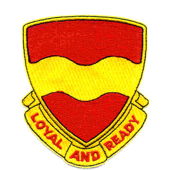 374th Airborne Field Artillery Battalion Patch