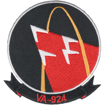 VA-924 Attack Squadron Nne Two Four Patch