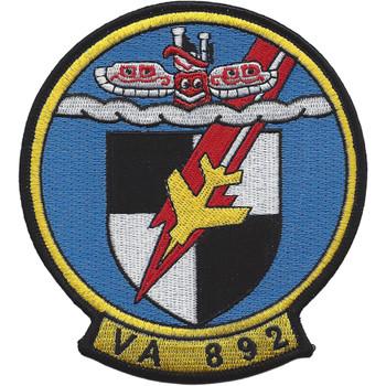 VA-892 Attack Squadron Patch