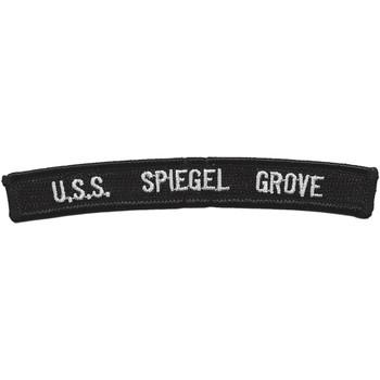 USS Spiegel Grove LSD-32 Sleeve Rocker Patch