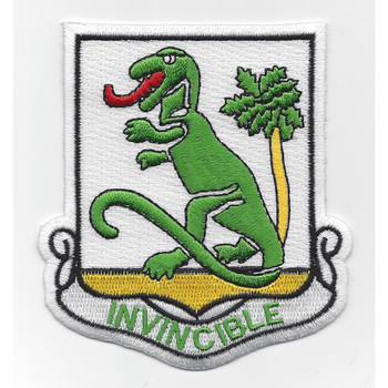 36th Tank Battalion Patch