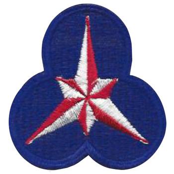 36th Army Corps Patch