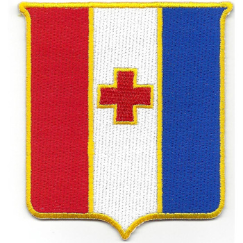 368th Medical Battalion Patch