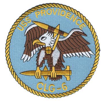 USS Providence CLG-6 Patch