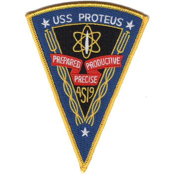 USS Proteus AS-19 Patch