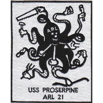 USS Proserpine ARL-21 Patch