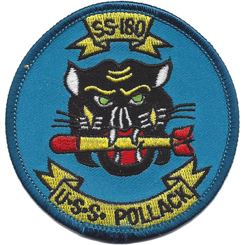 USS Pollack SS-180 Diesel Electric Submarine Small Patch