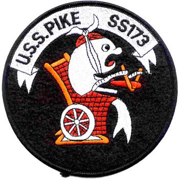 USS Pike SS-173 Submarine Patch