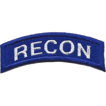 U.S. Special Forces Recon Rocker Blue Patch