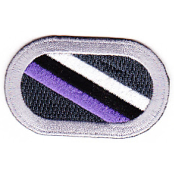 U.S. Special Forces Group Airborne Unassigned Oval Patch