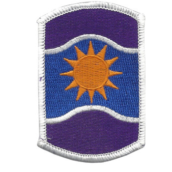 361st Civil Affairs Brigade Patch