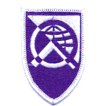 360th Civil Affair Brigade Patch
