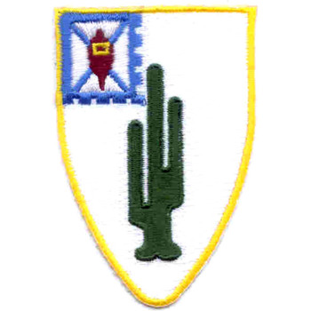 35th Infantry Regiment Patch