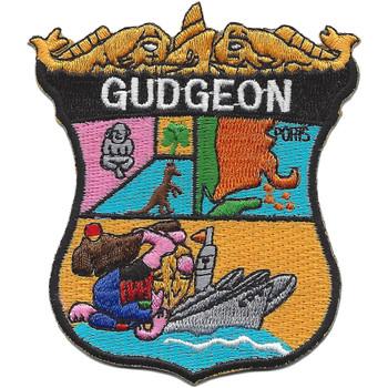 USS Gudgeon SS-567 Diesel Electric Submarine