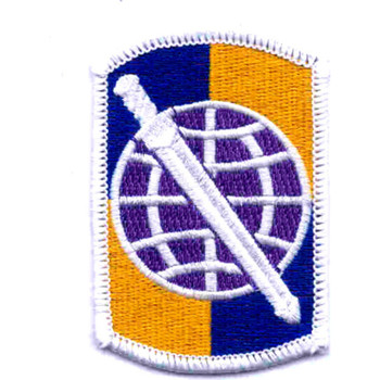 358th Civil Affair Brigade Patch