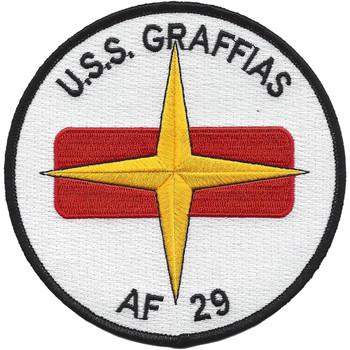 USS Graffias AF-29 Stores Ship Patch