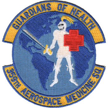 359th Aerospace Medicine Squadron Patch