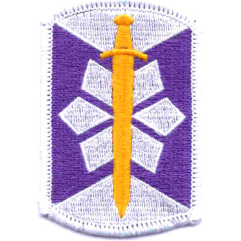 357th Civil Affair Brigade Patch