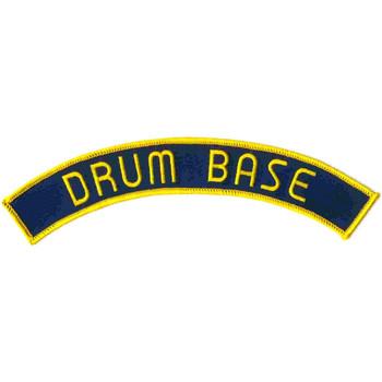 USS Drum Veterans Base Gulf Breeze Florida Patch