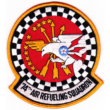 74th Air Refueling Squadron Patch