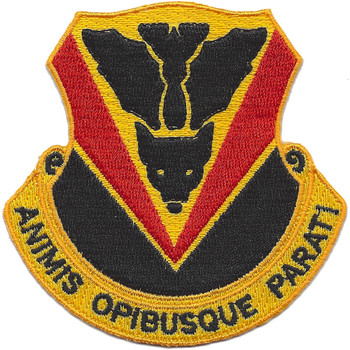 741st Aaa Anti-Aircraft Field Artillery Battalion Patch