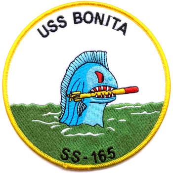 USS Bonita SS-165 Patch