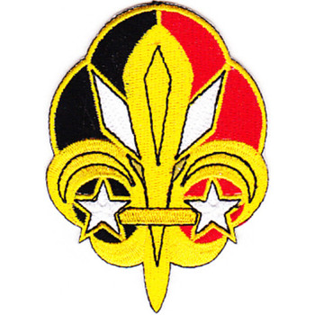 72nd Signal Battalion Patch