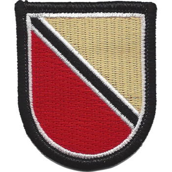 725th Support Battalion Flash Patch Service To The Line