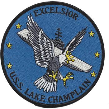 USS Lake Champlain CV-39 Patch