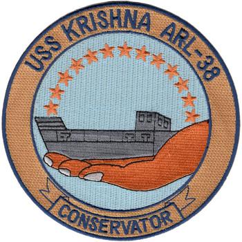 USS Krishna ARL-38 Patch