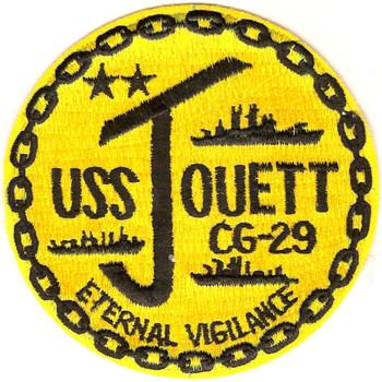USS Jouett CG-29 Patch