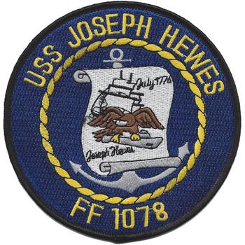 USS Joseph Hewes FF 1078