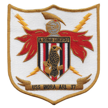 USS Indra ARL-37 Patch
