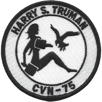USS Harry S. Truman CVN-75 Babe Patch