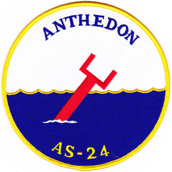 USS Anthedon AS-24 Patch