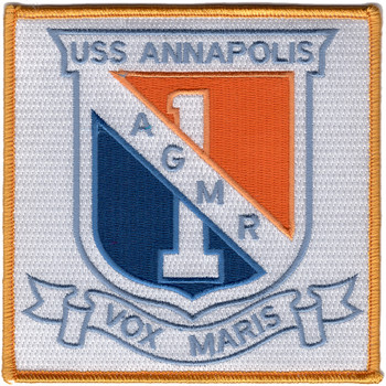 USS Annapolis AGMR-1 Patch