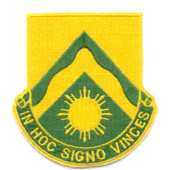 710th Airborne Tank Battalion Patch